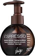 Parfüm, Parfüméria, kozmetikum Tonizáló balzsam - Vitality's Art Espresso