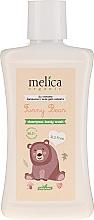 "Parfüm, Parfüméria, kozmetikum Tusfürdő-sampon ""Maci"" - Melica Organic Funny Bear Shampoo-Body Wash"