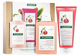 Parfüm, Parfüméria, kozmetikum Szett - Klorane Pomegranate (shm/200ml + cond/200ml)