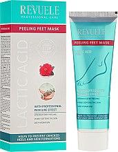 Parfüm, Parfüméria, kozmetikum Peeling-maszk lábra - Revuele Professional Care Peeling Feet Mask