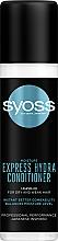Parfüm, Parfüméria, kozmetikum Kondicionáló száraz, gyenge hajra - Syoss Moisture Express Hydra Conditioner