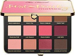 Parfüm, Parfüméria, kozmetikum Szemhéjfesték paletta - Too Faced Just Peachy Mattes