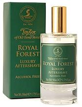 Parfüm, Parfüméria, kozmetikum Taylor of Old Bond Street Royal Forest Aftershave Lotion - Borotválkozás utáni lotion