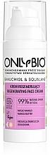 Parfüm, Parfüméria, kozmetikum Regeneráló arckrém - Only Bio Bakuchiol & Squalane Regenerating Cream