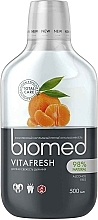 """Parfüm, Parfüméria, kozmetikum Antibakteriális szájöblítő a friss leheletért """"Citrus"""" - Biomed Citrus Fresh Mouthwash"""