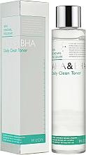 Parfüm, Parfüméria, kozmetikum Arctonik - Mizon AHA & BHA Daily Clean Toner