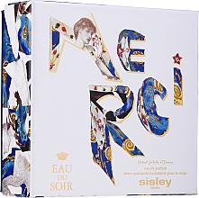 Parfüm, Parfüméria, kozmetikum Sisley Eau Du Soir Merci Gift Set - Szett (edp/30ml + b/cr/50ml)