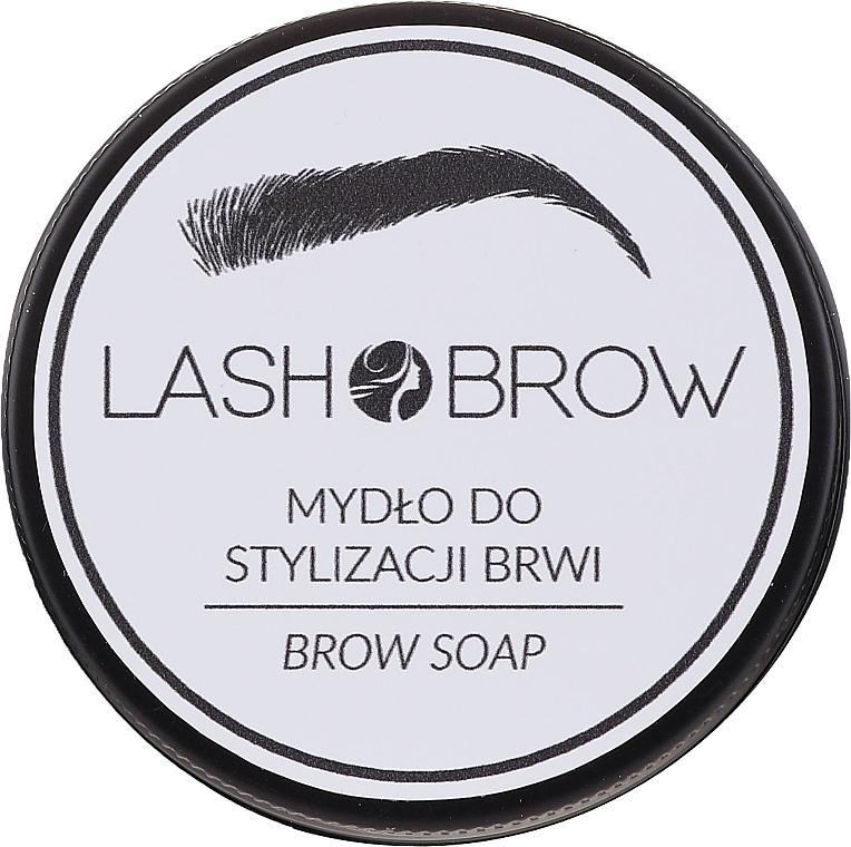 Szemöldökmodellező gél-szappan - Lash Brow Soap