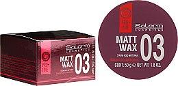 Parfüm, Parfüméria, kozmetikum Matt hajformázó viasz - Salerm Matt Wax