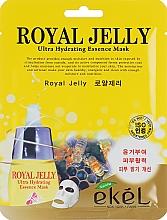 Parfüm, Parfüméria, kozmetikum Méhpempő tápláló szövetmaszk - Ekel Royal Jelly Hydrating Essence Mask