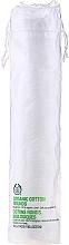 Parfüm, Parfüméria, kozmetikum Kozmetikai vattakorongok, 100 db. - The Body Shop Organic Cotton Rounds