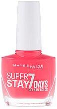 Parfüm, Parfüméria, kozmetikum Körömlakk - Maybelline Super Stay 7 Days Gel Nail Color