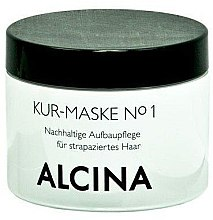 Parfüm, Parfüméria, kozmetikum Gyógyító maszk sérült hajra - Alcina Hare Care Kur-Maske №1