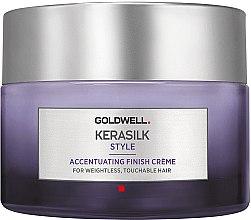 Parfüm, Parfüméria, kozmetikum Finish hajkrém - Goldwell Kerasilk Accentuating Finish Creme