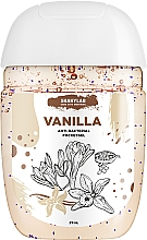 """Parfüm, Parfüméria, kozmetikum Kézfertőtlenítő """"Vanilla"""" - SHAKYLAB Anti-Bacterial Pocket Gel"""