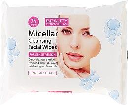 Parfüm, Parfüméria, kozmetikum Micellás kendő - Beauty Formulas Micellar Cleansing Facial Wipes