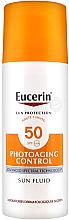 Parfüm, Parfüméria, kozmetikum Napvédő anti age fluid - Eucerin Sun Protection Photoaging Control Sun Fluid SPF 50