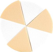Parfüm, Parfüméria, kozmetikum Háromszög alakú sminkszivacs - Astra Make-Up Precision Foundation Sponges