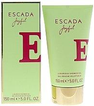Parfüm, Parfüméria, kozmetikum Escada Joyful - Tusfürdő