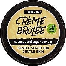 """Parfüm, Parfüméria, kozmetikum Arcradír """"Creme brulee"""" - Beauty Jar Gentle Scrub For Gentle Skin"""
