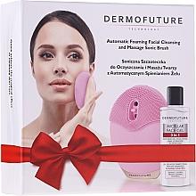 Parfüm, Parfüméria, kozmetikum Szett - DermoFuture (f/brush/1pcs + miccel/150ml)