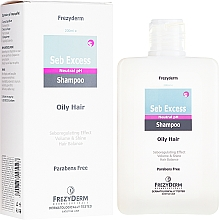 Parfüm, Parfüméria, kozmetikum Sampon zsíros hajra - Frezyderm Seb Excess Shampoo