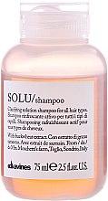 Parfüm, Parfüméria, kozmetikum Mélytisztító frissítő sampon - Davines Solu Shampoo