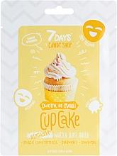"""Parfüm, Parfüméria, kozmetikum Arcmaszk """"Cupcake"""" banánnal és vaníliával - 7 Days Candy Shop"""