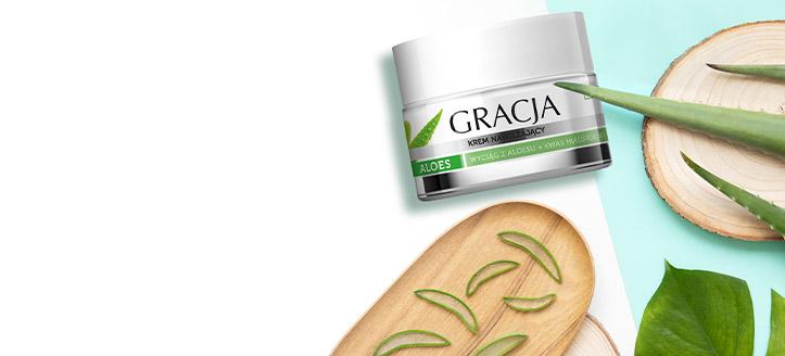 Kapj ajándék hidratáló krémet, Gracja termékek 2735 Ft feletti vásárlása során