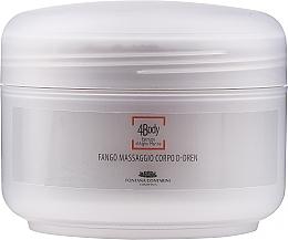 Parfüm, Parfüméria, kozmetikum Agyag testmasszázshoz tengeri algákkal - Fontana Contarini 4Body Seaweed D-Dren Body Massage Mud
