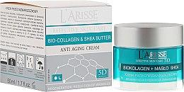 Parfüm, Parfüméria, kozmetikum Ránctalanító krém kollagénnel és she vajjal 55+ - Ava Laboratorium L'Arisse 5D Anti-Wrinkle Cream Bio Collagen + Shea Butter