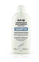 Parfüm, Parfüméria, kozmetikum Gyógyító fejbőrápoló sampon - Kaminomoto Medicated Shampoo