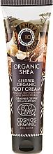 Parfüm, Parfüméria, kozmetikum Tápláló lábkrém - Planeta Organica Organic Shea Foot Cream