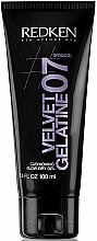 Parfüm, Parfüméria, kozmetikum Hajformázó gél hajszárítóhoz - Redken Cushioning Blow-Dry Gel 07 Velvet Gelatine