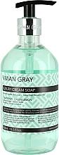Parfüm, Parfüméria, kozmetikum Kézmosó szappan - Vivian Gray Luxury Cream Soap Grapefruit & Green Lemon