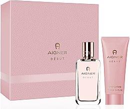 Parfüm, Parfüméria, kozmetikum Aigner Debut - Szett (edp/50ml+b/lot/100ml)