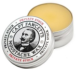 Parfüm, Parfüméria, kozmetikum Bajusz wax - Captain Fawcett Private Stock Moustache Wax