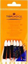 Parfüm, Parfüméria, kozmetikum Kétoldalas aplikátor 35883, 6 db - Top Choice Eyeshadow Applicators