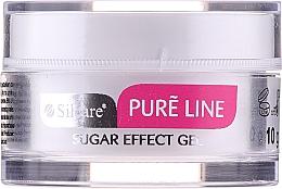 Parfüm, Parfüméria, kozmetikum Műkörömépítő zselé - Silcare Pure Line Sugar Effect