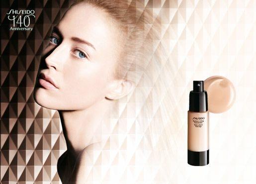 Lifting hatású tonizáló szer - Shiseido Radiant Lifting Foundation SPF 15 — fotó N3