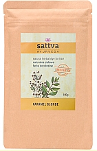Parfüm, Parfüméria, kozmetikum Hajfesték - Sattva Ayurveda Natural Herbal Hair Dye