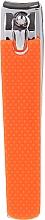 Parfüm, Parfüméria, kozmetikum Kutikula eltávolító csipesz 76954, L, narancssárga - Top Choice Colours Nail Clippers
