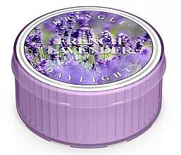 Parfüm, Parfüméria, kozmetikum Teamécses - Kringle Candle Daylight French Lavender