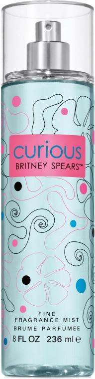 Britney Spears Curious - Illatosított testspray