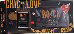 Parfüm, Parfüméria, kozmetikum Chic&Love Rock - Szett (edt/100ml + bag)