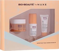 Parfüm, Parfüméria, kozmetikum Szett - Nuxe Bio Beauty Face Radiance Set (mask/50ml+cr/15ml+eye/concealer/15ml)