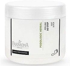 Parfüm, Parfüméria, kozmetikum Lábápoló peeling - Farmona Podologic Herbal