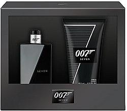 Parfüm, Parfüméria, kozmetikum James Bond 007 Seven - Szett (edt/50ml + sh\g 150ml)
