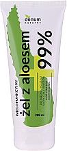 """Parfüm, Parfüméria, kozmetikum Multifunkciónális gél """"Aloe vera"""" - Donum Naturea Aloe Vera 99% Soothing Gel"""