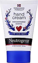 "Parfüm, Parfüméria, kozmetikum Illatosított koncentrált kézkrém ""Norvég formula"" - Neutrogena Norwegian Formula Concentrated Hand Cream"
